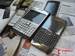 超薄金属S60诺基亚人气E71亚太版小降