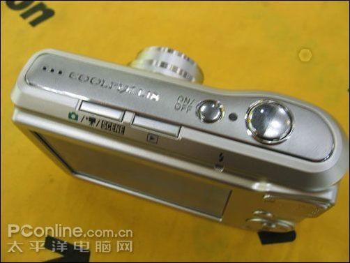 低端入门DC首选3寸屏尼康L18仅售900元