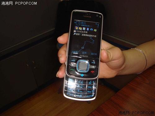 S60智能导航诺基亚黑色6210N售1730
