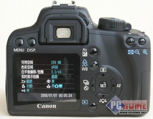 彰显性价比之最入门级数码单反相机导购
