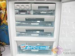 流行前沿美的三开门冰箱降600热卖
