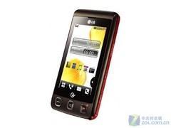 C网全触屏LG曲奇手机KX500再降99元