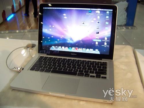 新苹果强配置 苹果MB466到货报价为9999_笔