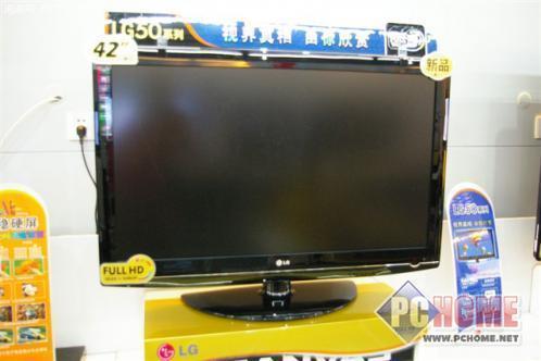 主导卖场一线42寸热销平板电视大采购