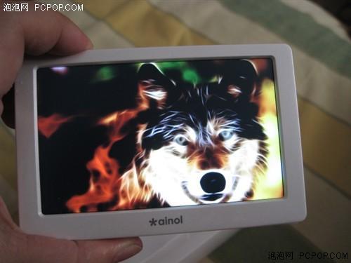 800×480分辨率屏7款主流高清MP4导购