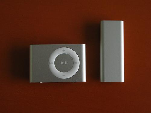 苹果第三代iPodshuffle全面评测