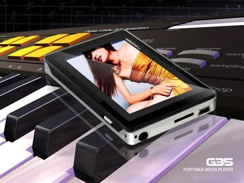 3寸屏RMVB直播机4G原道G35促销售255元