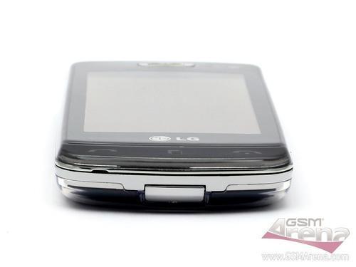 800万像素LG透明滑盖键盘GD900评测(6)