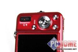 智能超薄卡片相机三星ST50高感光测试
