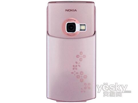 美女最爱六款时尚可爱粉色手机全推荐