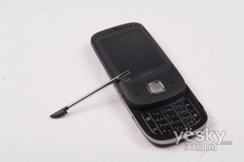 典雅时尚多普达3G滑盖手机S610评测