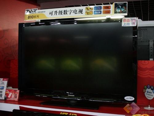 55寸新品亮相 长虹平板电视7月底报价_家电