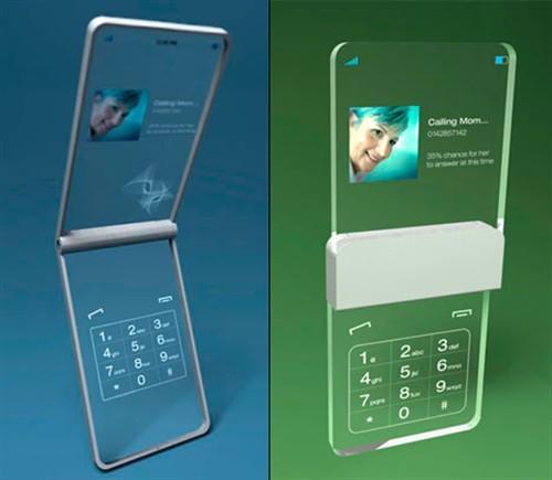 灵感/剔透/精髓玻璃质概念手机汇总(3)