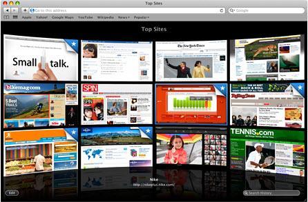 苹果发布Safari 4.0.3 Final速度飞快_软件学园
