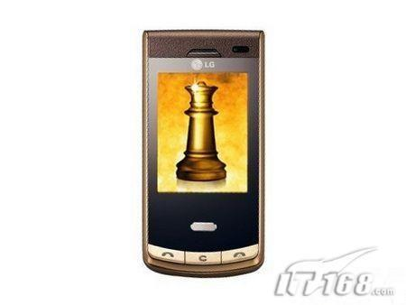 3G网络快感LG滑盖拍照KV755仅售2450