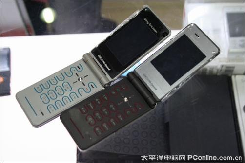 超薄时尚索爱3G翻盖手机Z770i仅980