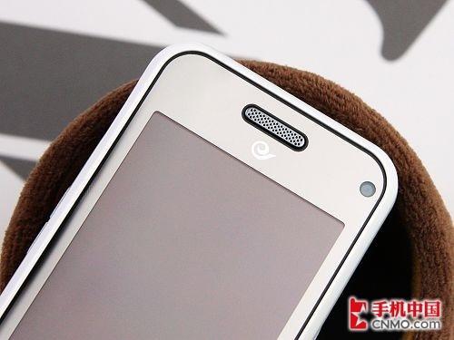 3.2寸屏时尚彩壳三星天翼手机F839评测