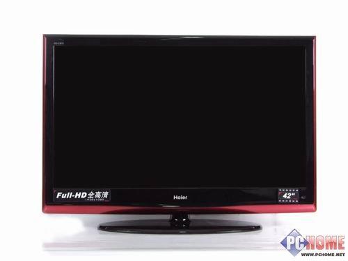 海尔新款模卡电视 42寸液晶特降100元