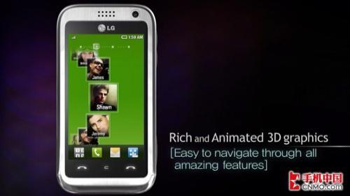 非智能最强手机 LG KM900独家功能评测