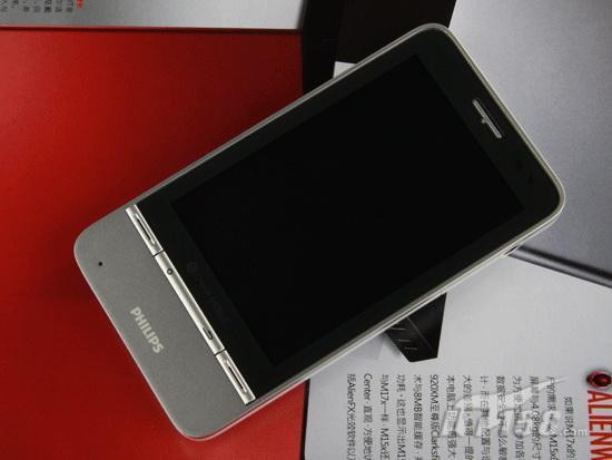 支持wifi的OPhone飞利浦V900手机评测