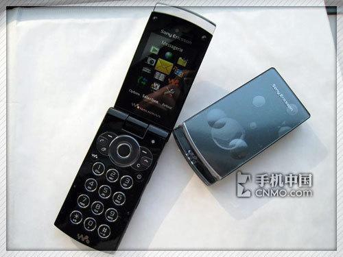 美丽音乐索尼爱立信超薄W980卖1290元