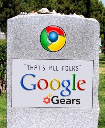 谷歌:你好HTML5再见GoogleGears