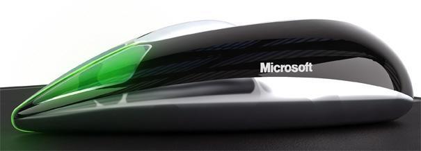 微软新概念混合鼠标