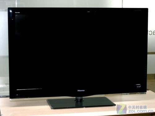 厚度一缩再缩 海信46寸LED液晶TV促销图片