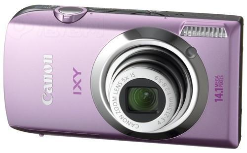 5倍光学变焦镜头佳能IXUS210最新价2270