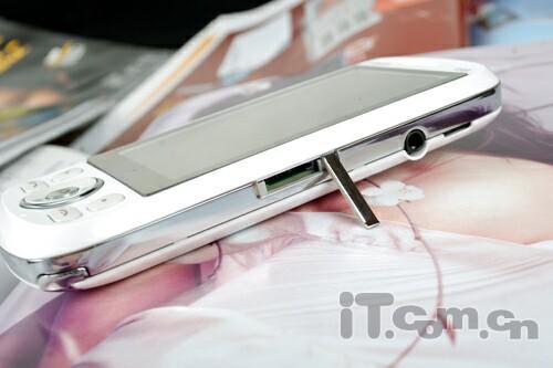 双模电视手机 天语全触屏T200图赏高清图片