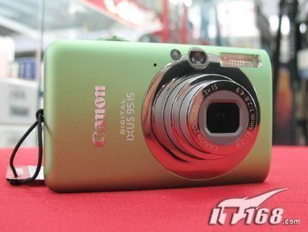 卡片式数码相机佳能IXUS95最新价1439元