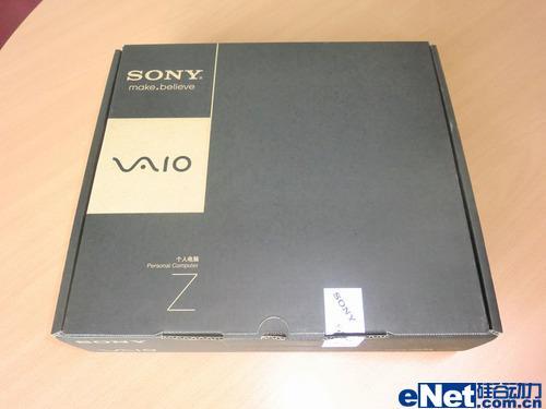 索尼Z118GC/B笔记本-i5芯双显卡SSD硬盘 索尼Z118开箱报告