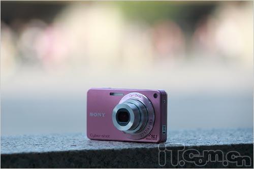 全景扫描模式拍摄卡片相机索尼W350评测(11)