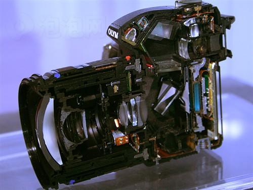 中端单反数码相机奥林巴斯E510仅售2999元