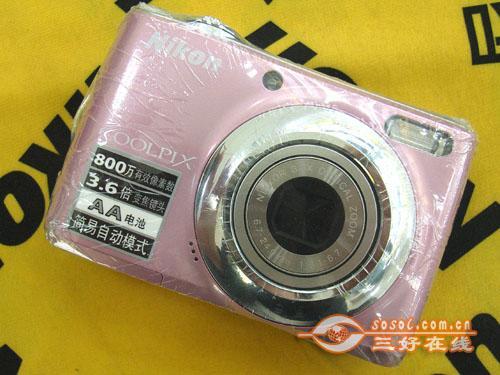 入门级卡片相机尼康L21最新价515元