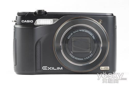 10倍光学变焦镜头卡西欧FH100卡片机评测