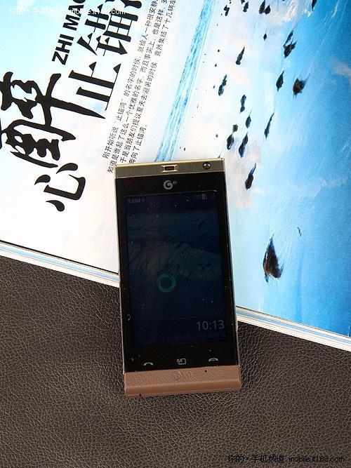 第2代Ophone手机LG全触屏GD888图赏
