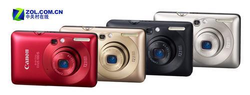 时尚家用卡片相机佳能IXUS100性能评测