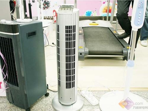立体塔式新设计 海尔电风扇fzj2002