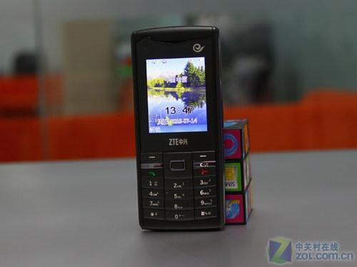 机身小巧硬朗中兴低价3G手机R200评测