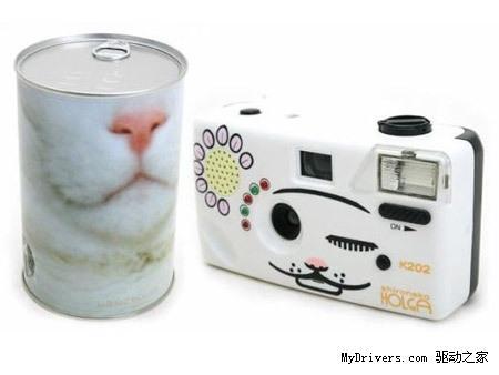 如果你喜爱小动物,那么不妨把自己的相机化妆成可爱的猫咪;如果你对圣