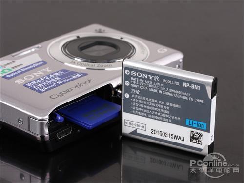 超高性价比广角卡片相机索尼W390详细评测(2)