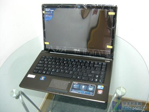 i5芯5470独显华硕K42大硬盘本5299元
