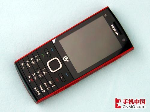 多彩3G活力时尚诺基亚智能X5-00评测