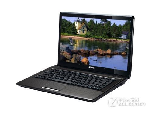酷睿i5芯G310M独显华硕K42本4699元