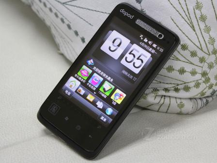 支持手机电视多普达智能T5588今到货