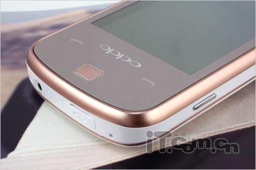 时尚触控OPPO多媒体娱乐手机T15评测