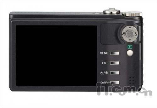 10.7倍光学变焦镜头理光CX3仅售2099元