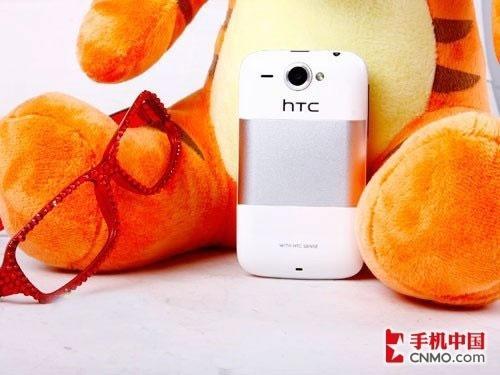 白色版HTC Wildfire登场 入门级智能机