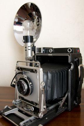 相机知识:摄影闪光灯简史